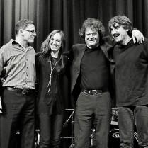 Barbara Dennerlein, Netzer, Scheytt und Marcel Gustke | Greven im Nov. 2010 | Foto: Jannis Beckermann